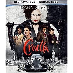 Cruella [Blu-ray]