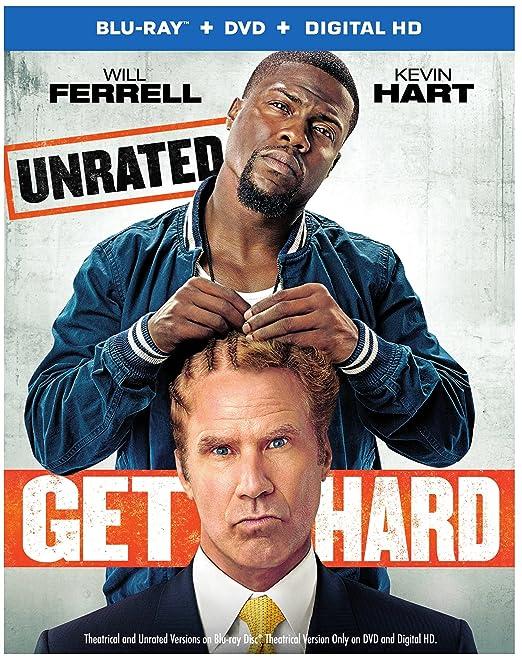 Get Hard (Blu-ray + DVD + UltraViolet)