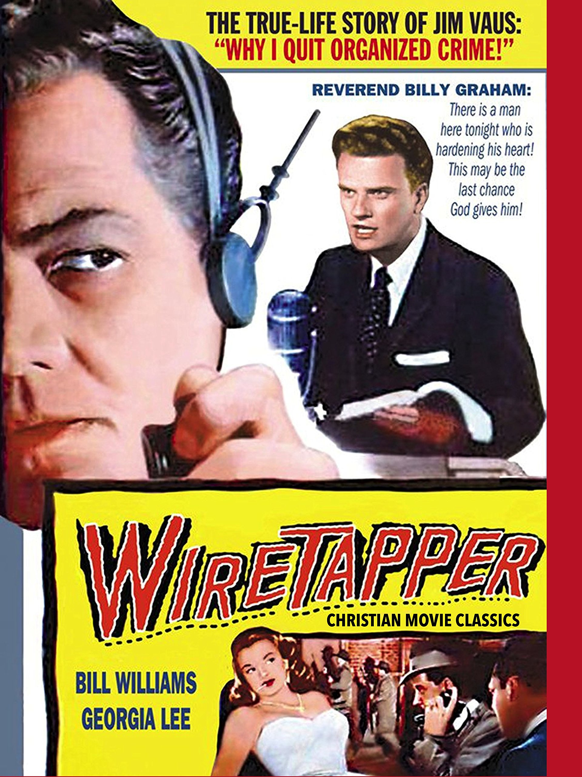 Wiretapper: Christian Movie Classics on Amazon Prime Video UK