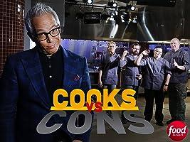 Cooks vs. Cons, Season 1