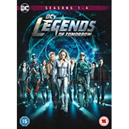 DC's Legends of Tomorrow: Season 1-4 2019