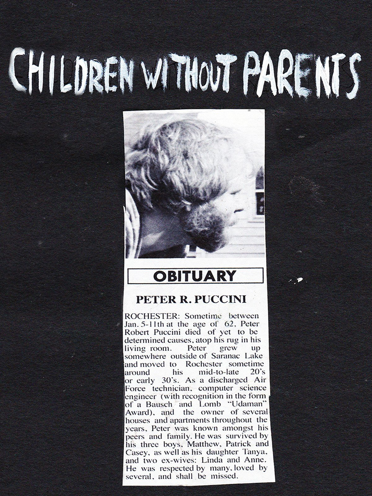 Children Without Parents