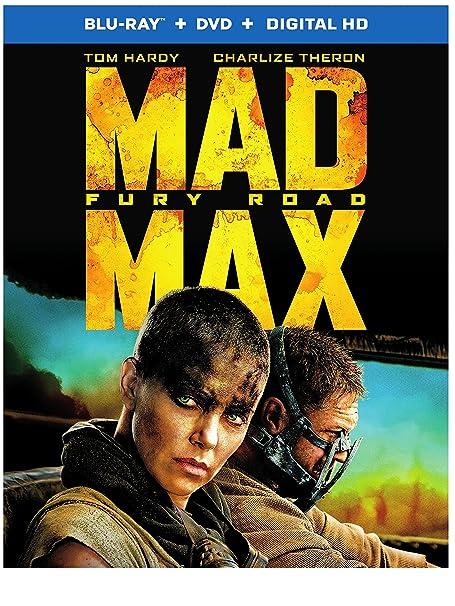 Mad Max: Fury Road (Blu-ray + DVD + UltraViolet)