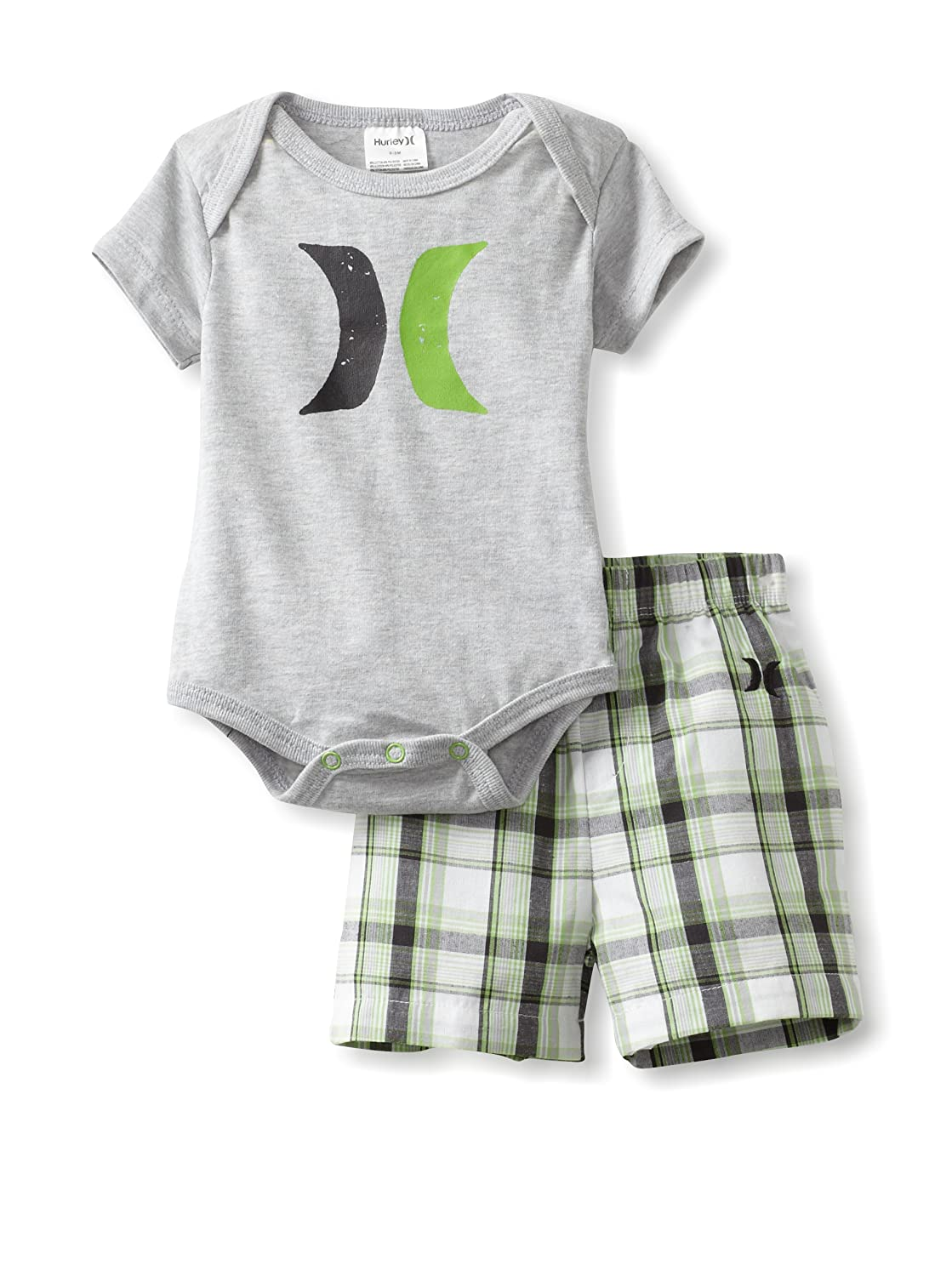 A Store Clothing Hurley Baby boys Newborn 2 Piece Set