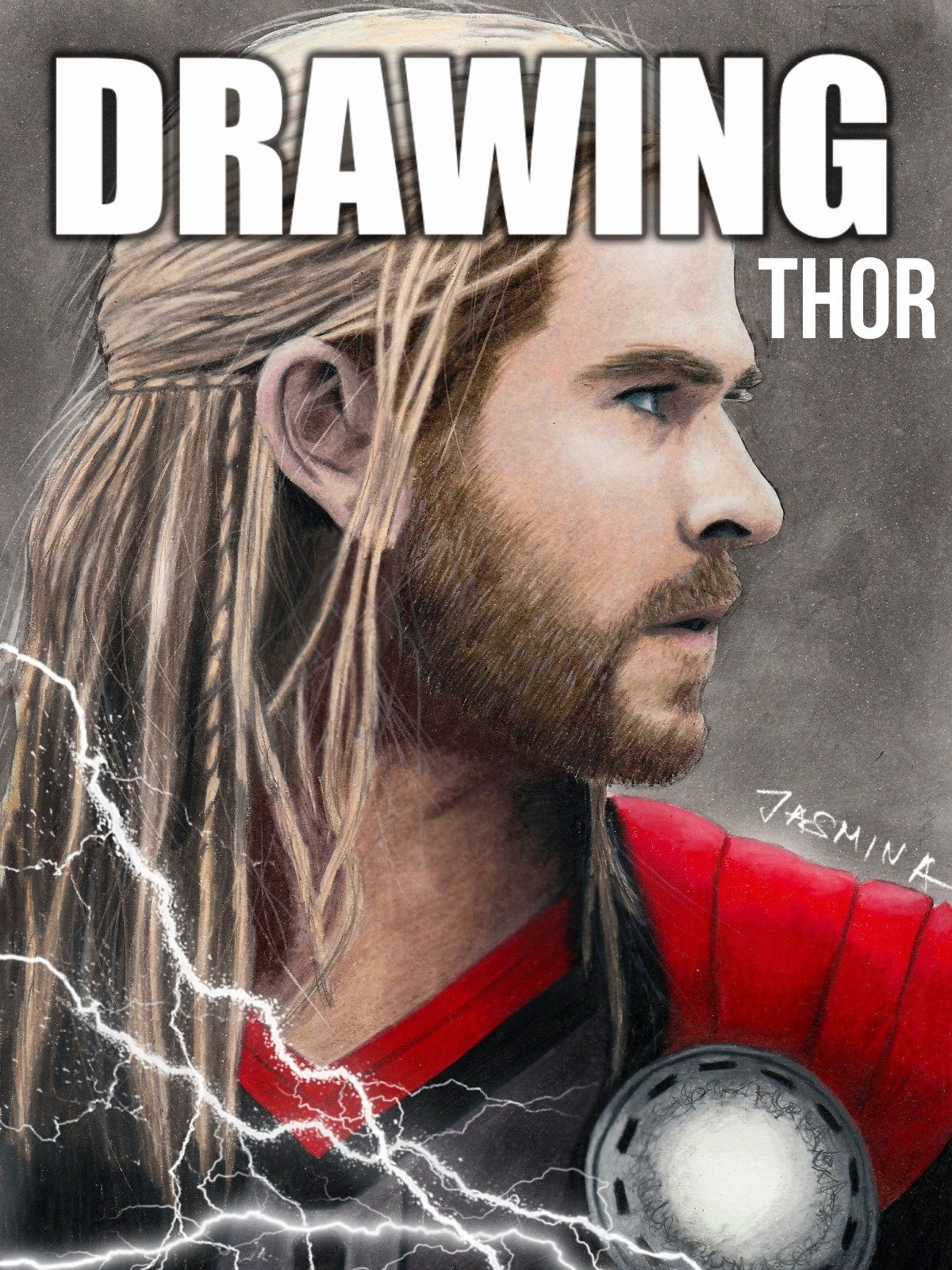 Clip: Drawing Thor