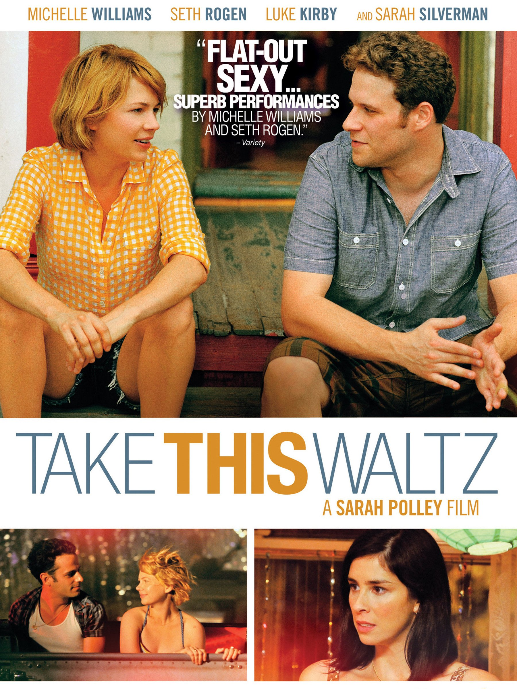 Take This Waltz on Amazon Prime Instant Video UK