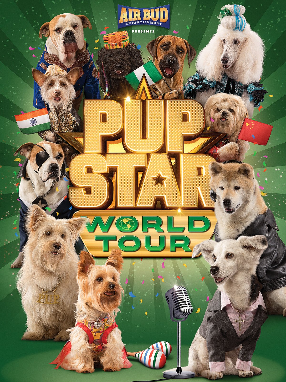 Pup Star: World Tour on Amazon Prime Video UK