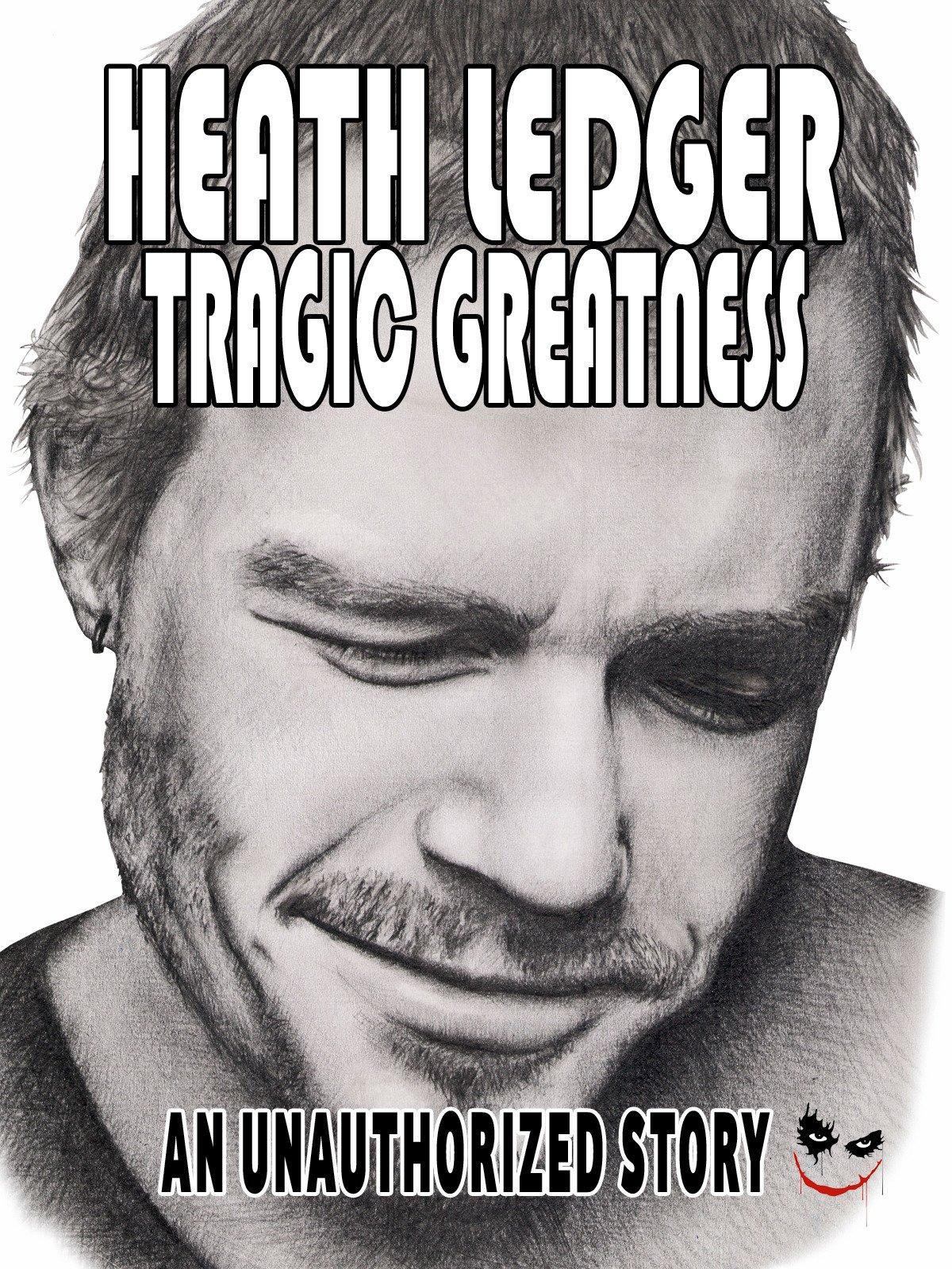 Heath Ledger Tragic Greatness on Amazon Prime Video UK