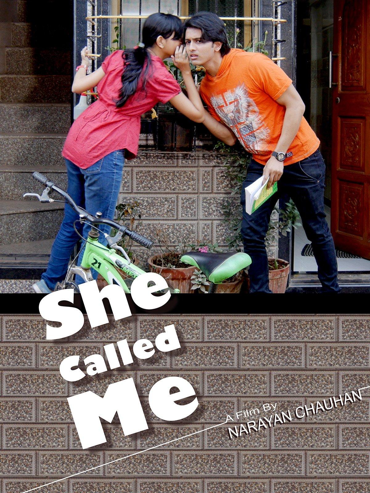 She called me
