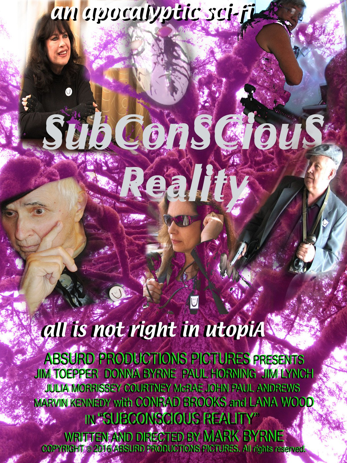 Subconscious Reality on Amazon Prime Instant Video UK