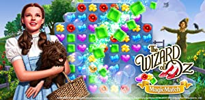 The Wizard of Oz: Magic Match by Zynga Game Network