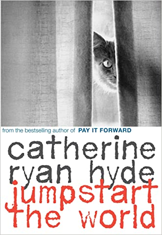 Jumpstart the World written by Catherine Ryan Hyde