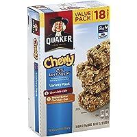 18-Count Quaker Chewy Granola Bars