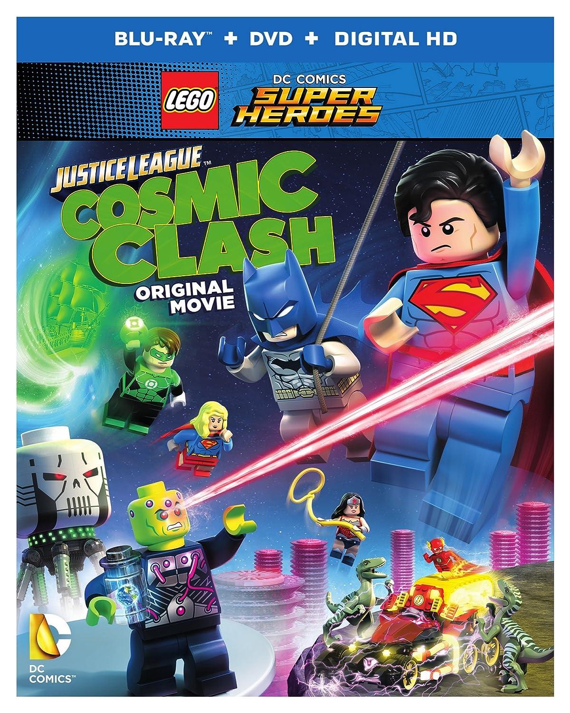 LEGO DC Comics Super Heroes: Justice League - Cosmic Clash (2016) Blu-ray