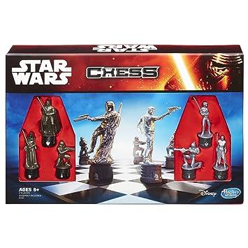 Star Wars Jeu d'échecs