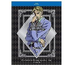JoJo's Bizarre Adventure Set 5: Diamond Is Unbreakabe Part 2 [Blu-ray]