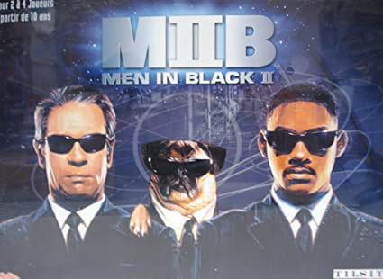 tilsit - jeu de societe - men in black II