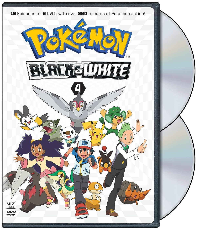 Pokemon Black And White Ash Pokemons Pokémon Black White 4
