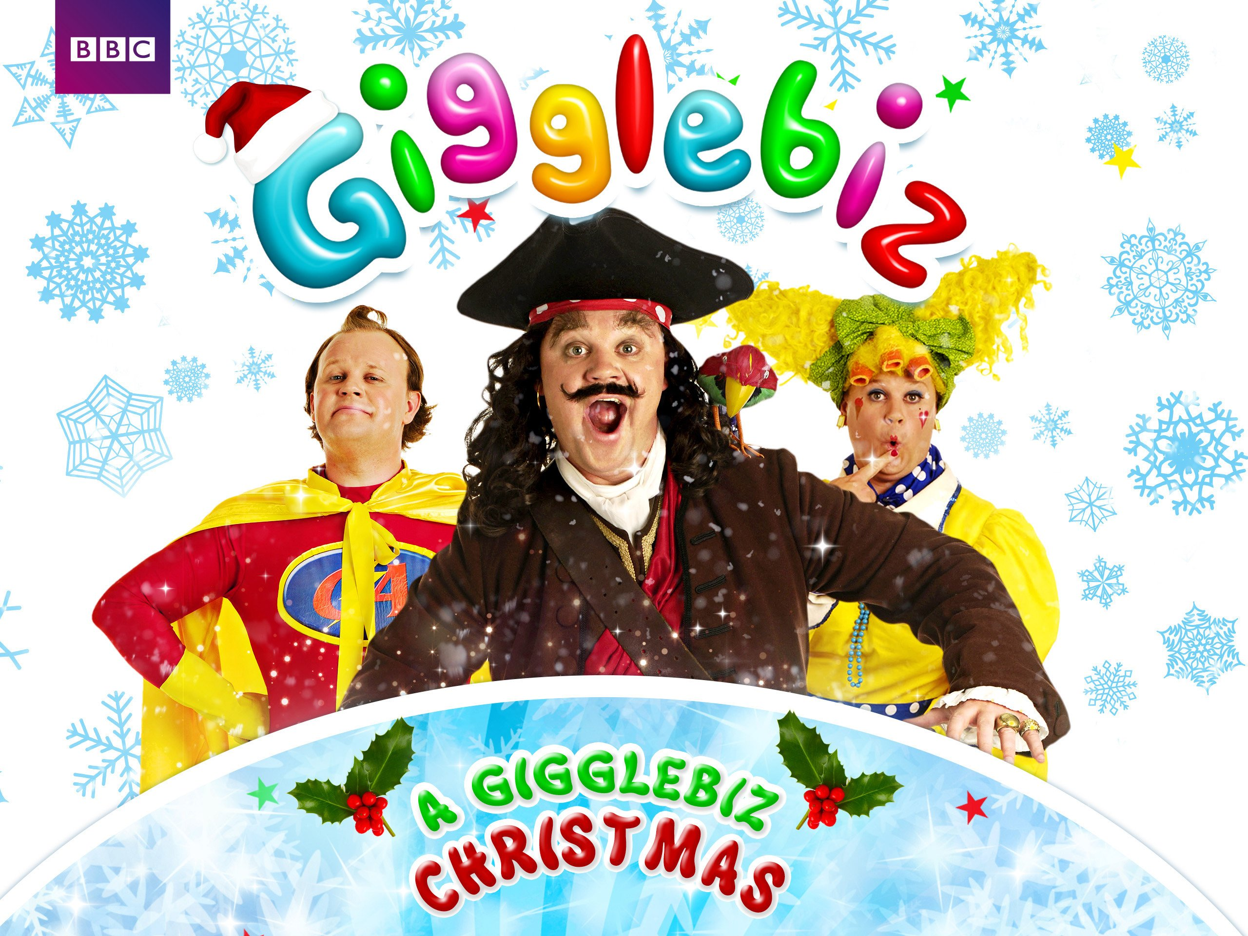Gigglebiz on Amazon Prime Video UK