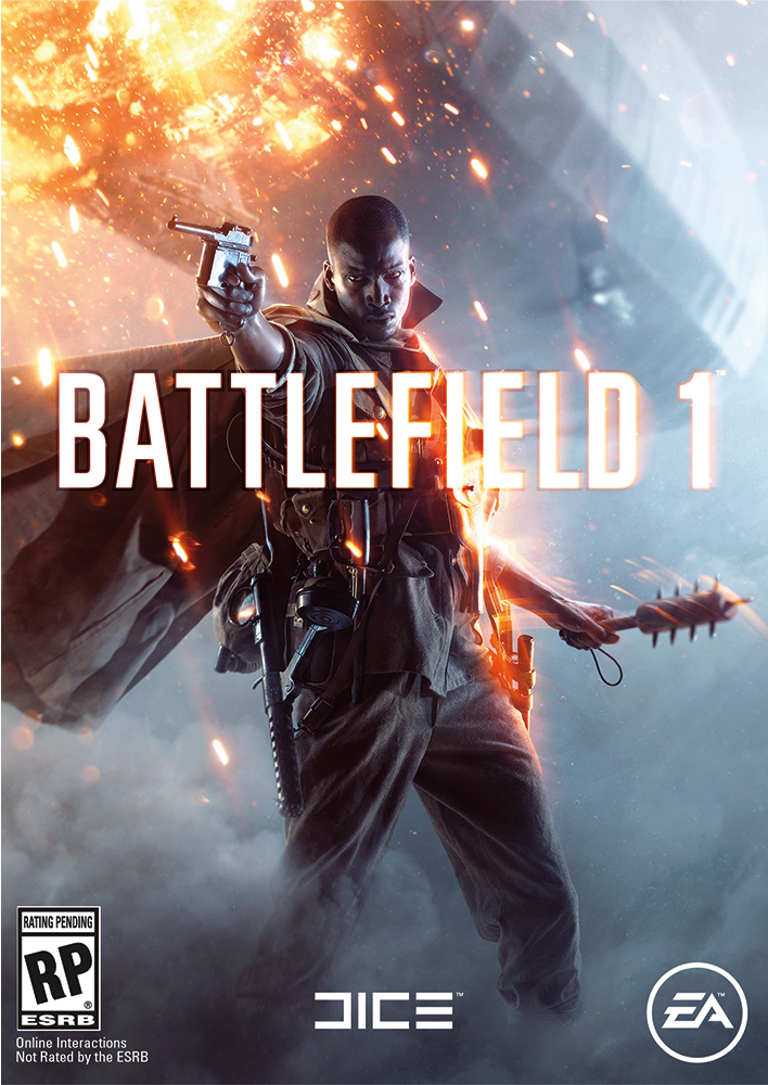 Battlefield 1 - Pre-Load [Online Game Code]