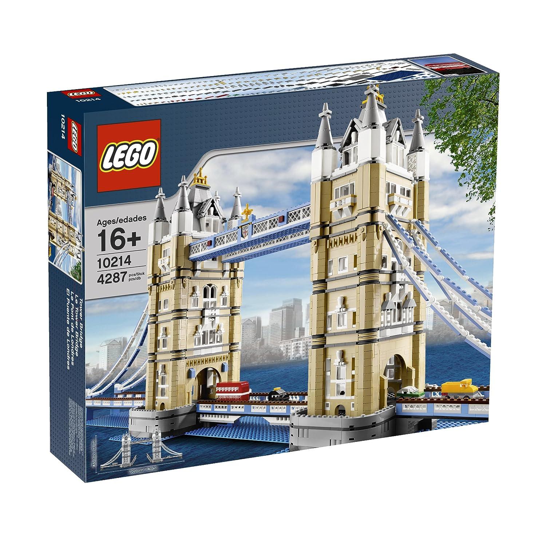 乐高建筑系列之10214世界之最伦敦塔桥