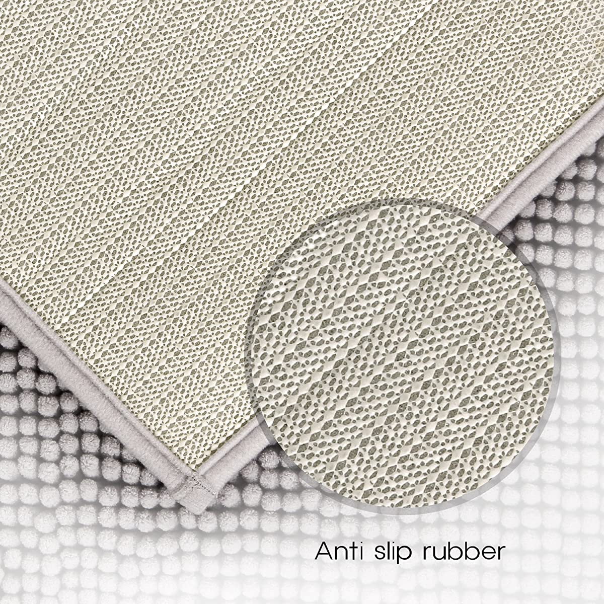 100 Cotton Tub Mat