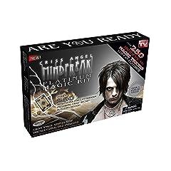 Criss Angel MindFreak Platinum Magic Kit w/ Instructional DVD