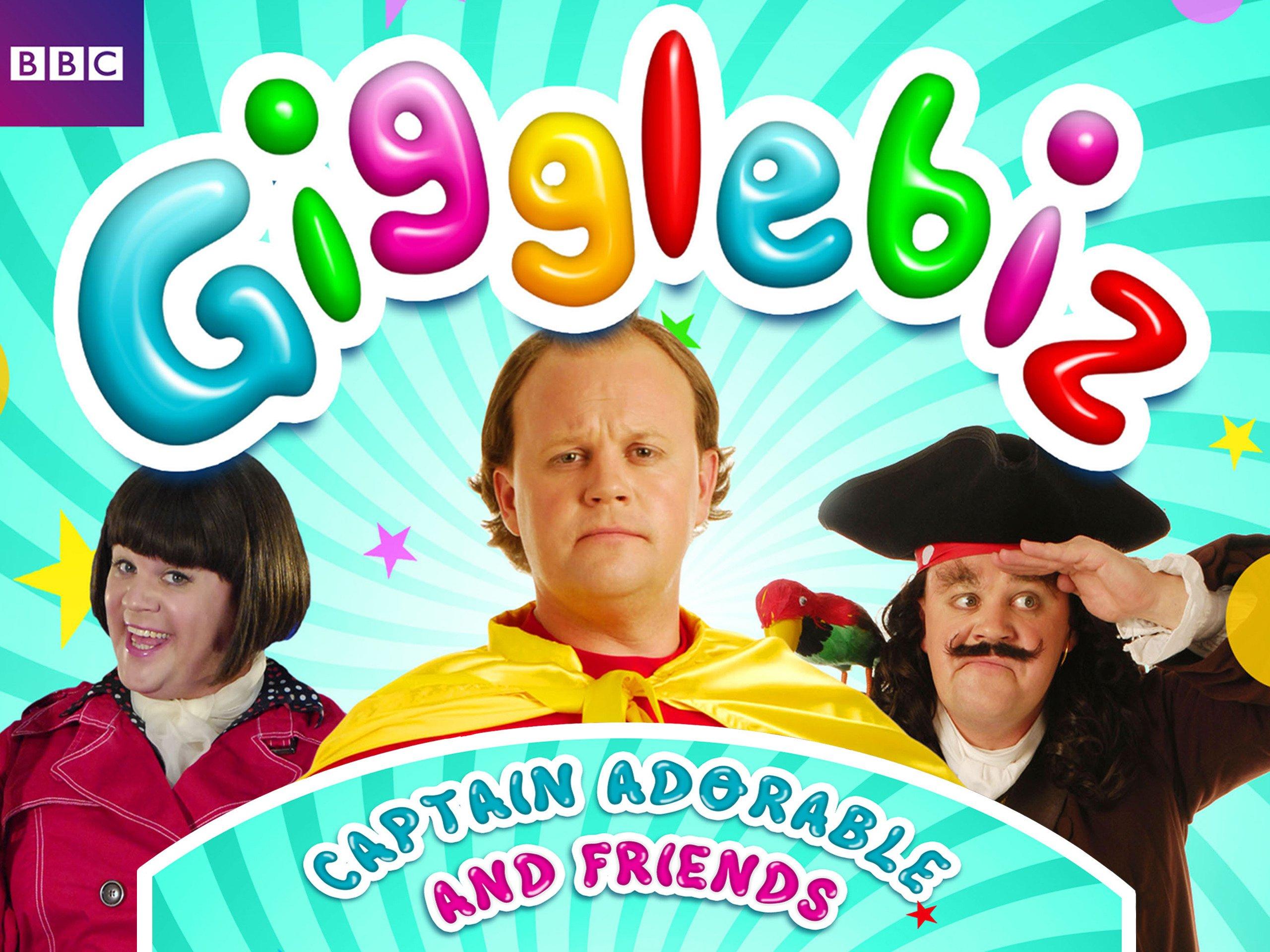 Gigglebiz: Captain Adorable and Friends - Season 1