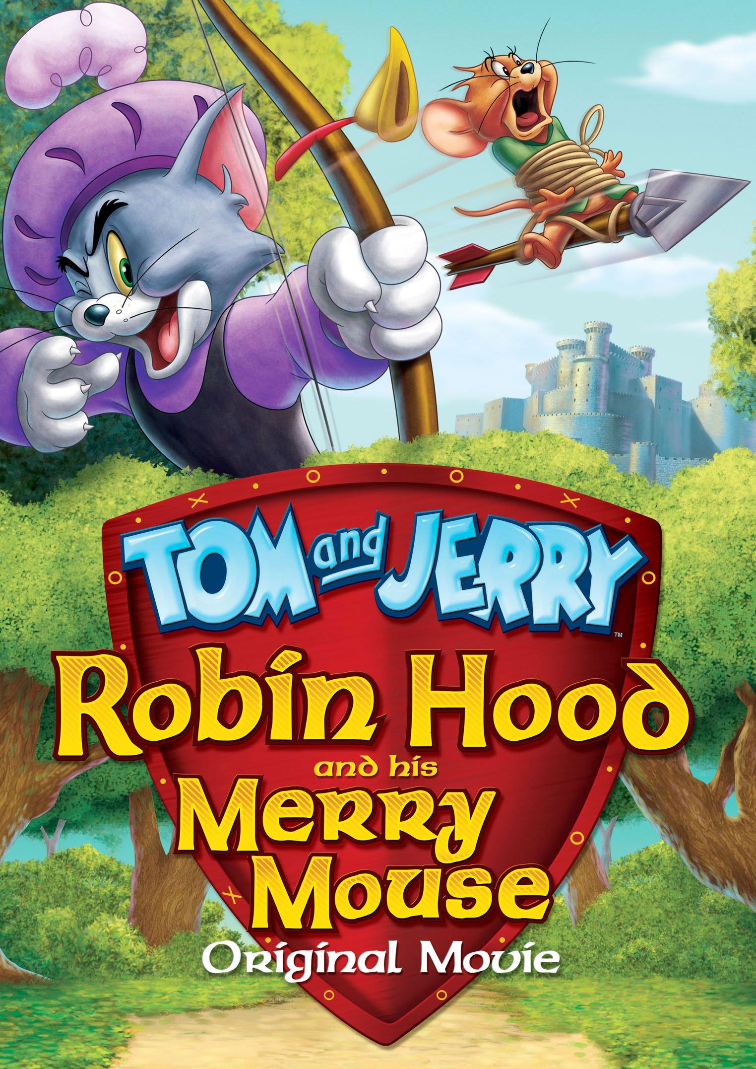 老鼠��h�_猫和老鼠 罗宾汉和他的机灵鼠 t.a.j.r.h.a.h.m.m.2012.720p.
