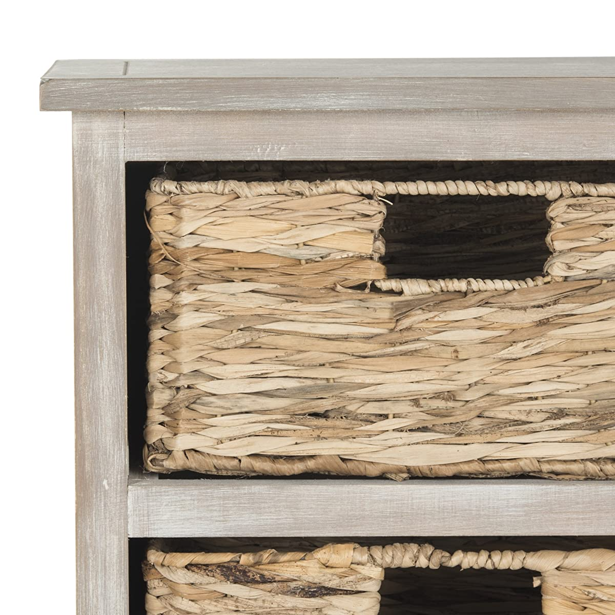 Safavieh American Homes Collection Connery Winter Melody Cabinet