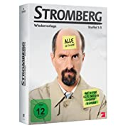 Post image for Stromberg Staffel 1 bis 5 [DVD] für 25€ *UPDATE*