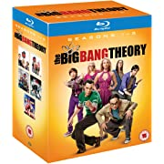 Post image for The Big Bang Theory – Complete Season 1-5 [Blu-Ray] für 45€ – komplett englisch