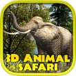 3D Animal Safari For Kids from Internet Design Zone