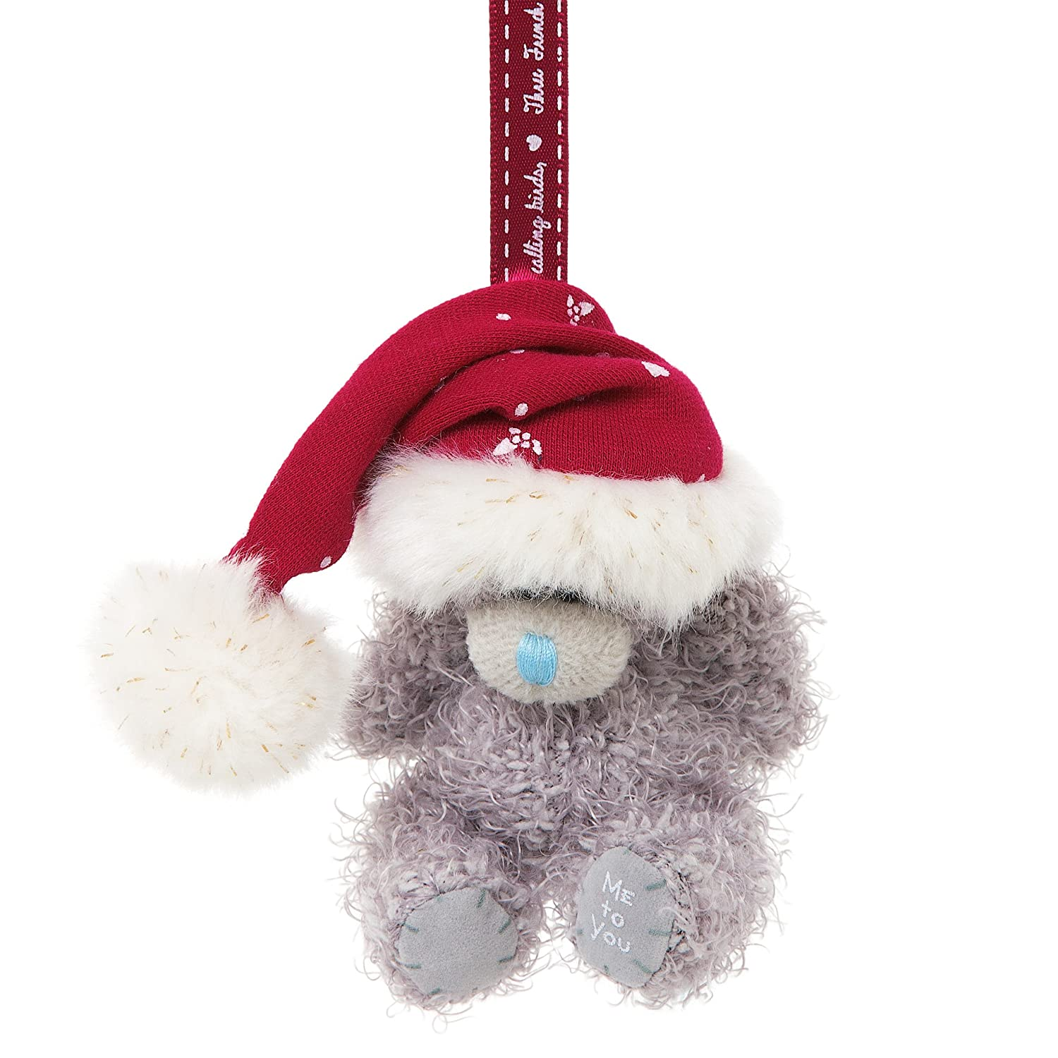 Christmas Tree Decorated With Teddy Bears Christmas Tree Decoration