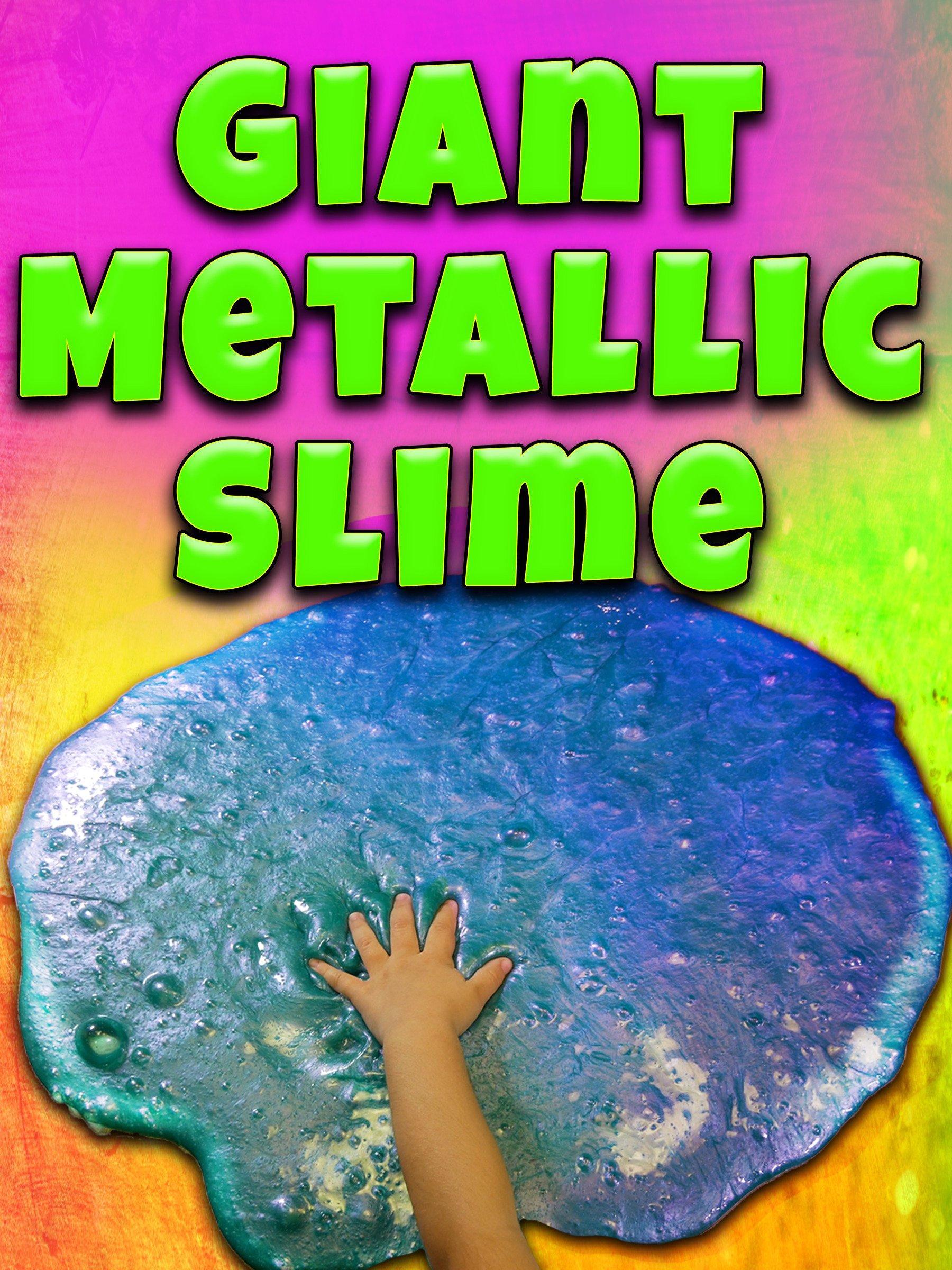 Clip: Giant Metallic Slime