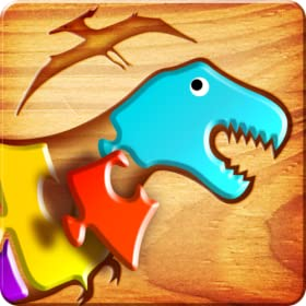 My First Puzzles: Dinosaurs