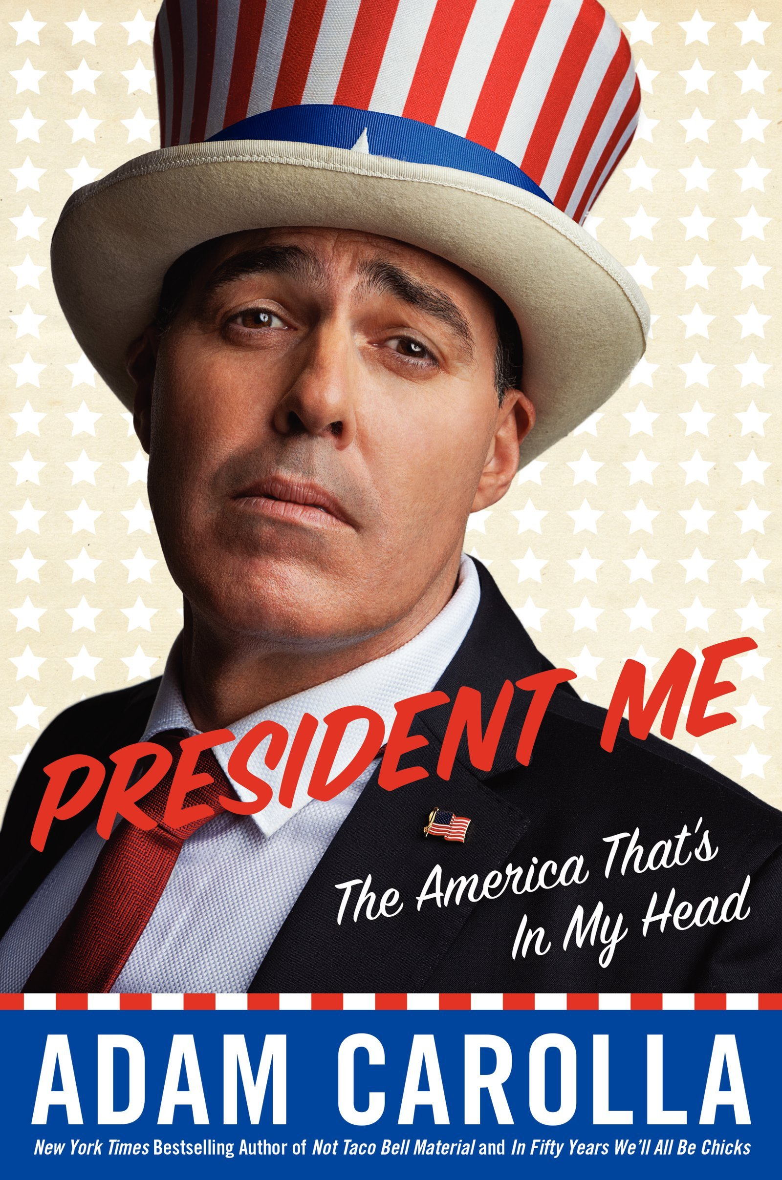 Carolla – President Me: The America That's in My Head