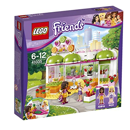 LEGO - A1400544 - Bar Smoothie Heartlake - Friends