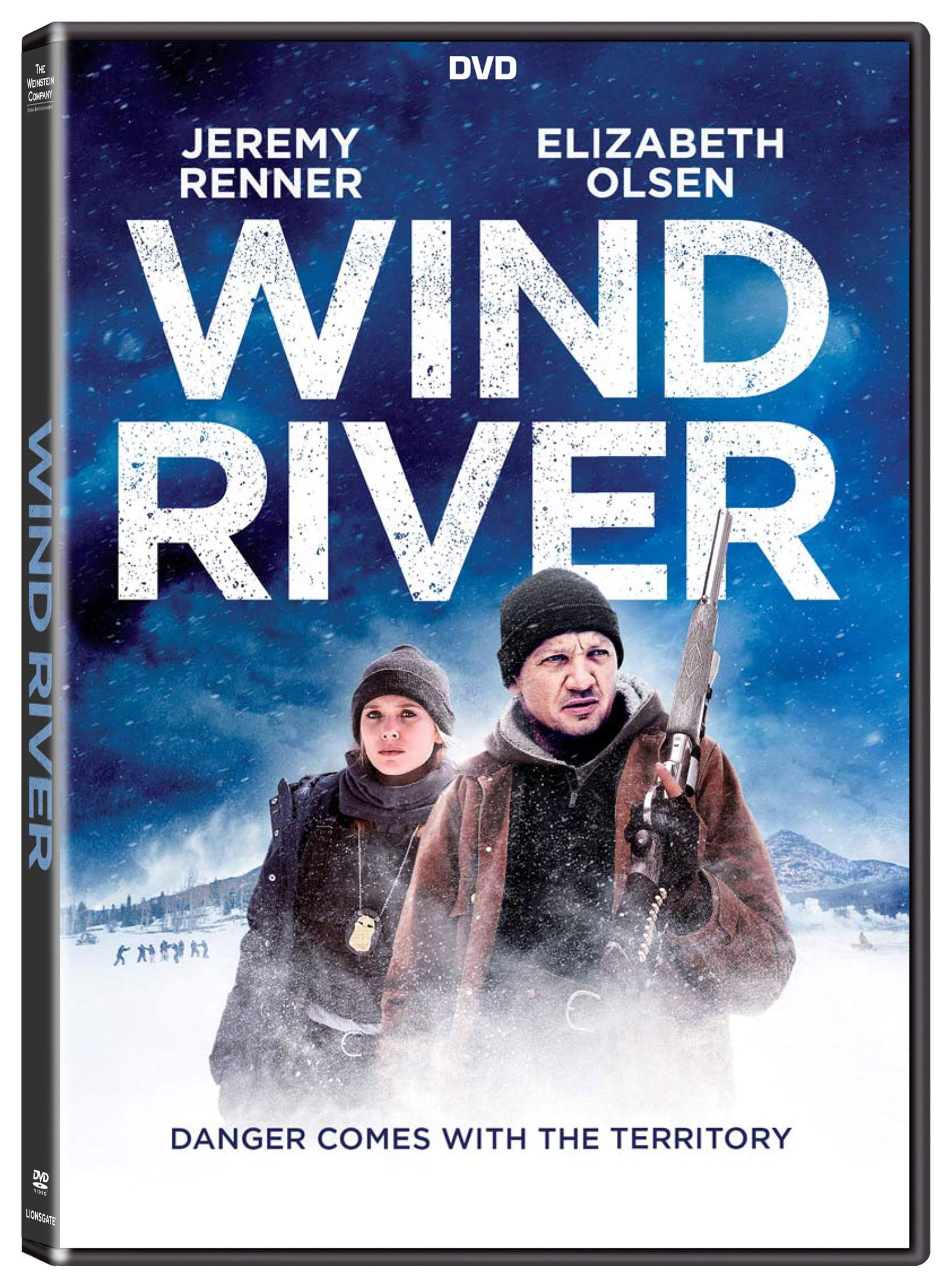 Book Cover: Wind River 2017