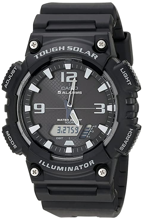 Best american watch brands Casio Solar Sport