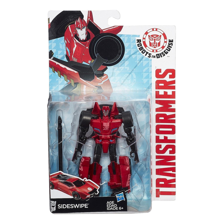 Transformers Robots in Disguise Warriors Class Sideswipe Figure