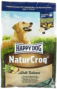 happy dog hundefutter 2379 naturcroq balance 4 kg dee40. Black Bedroom Furniture Sets. Home Design Ideas
