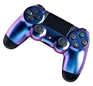 PS4 Modded Controller Chameleon - Playstation 4 - Master Mod Includes Rapid Fire, Drop Shot, Quick Scope, Sniper Breath, and More - Works for all Call of Duty Games (Color: Color Changing Chameleon)