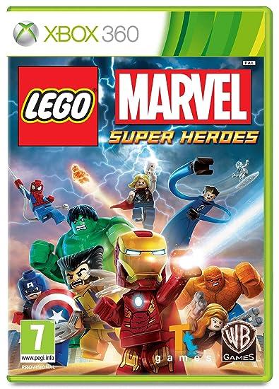 کدهای تقلب LEGO Marvel Super Heroes برای Xbox 360