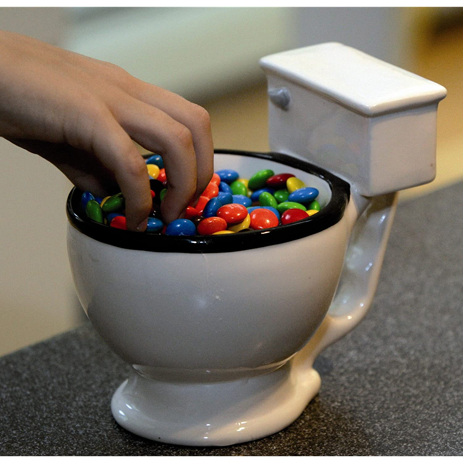 Toilet Mug by Gifthouse International