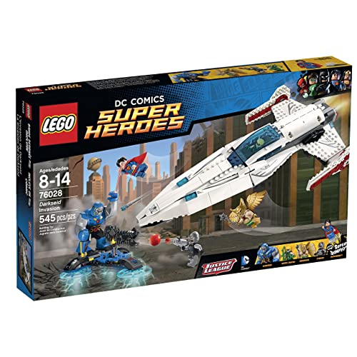 LEGO DC Super Heroes Darkseid Invasion (76028)