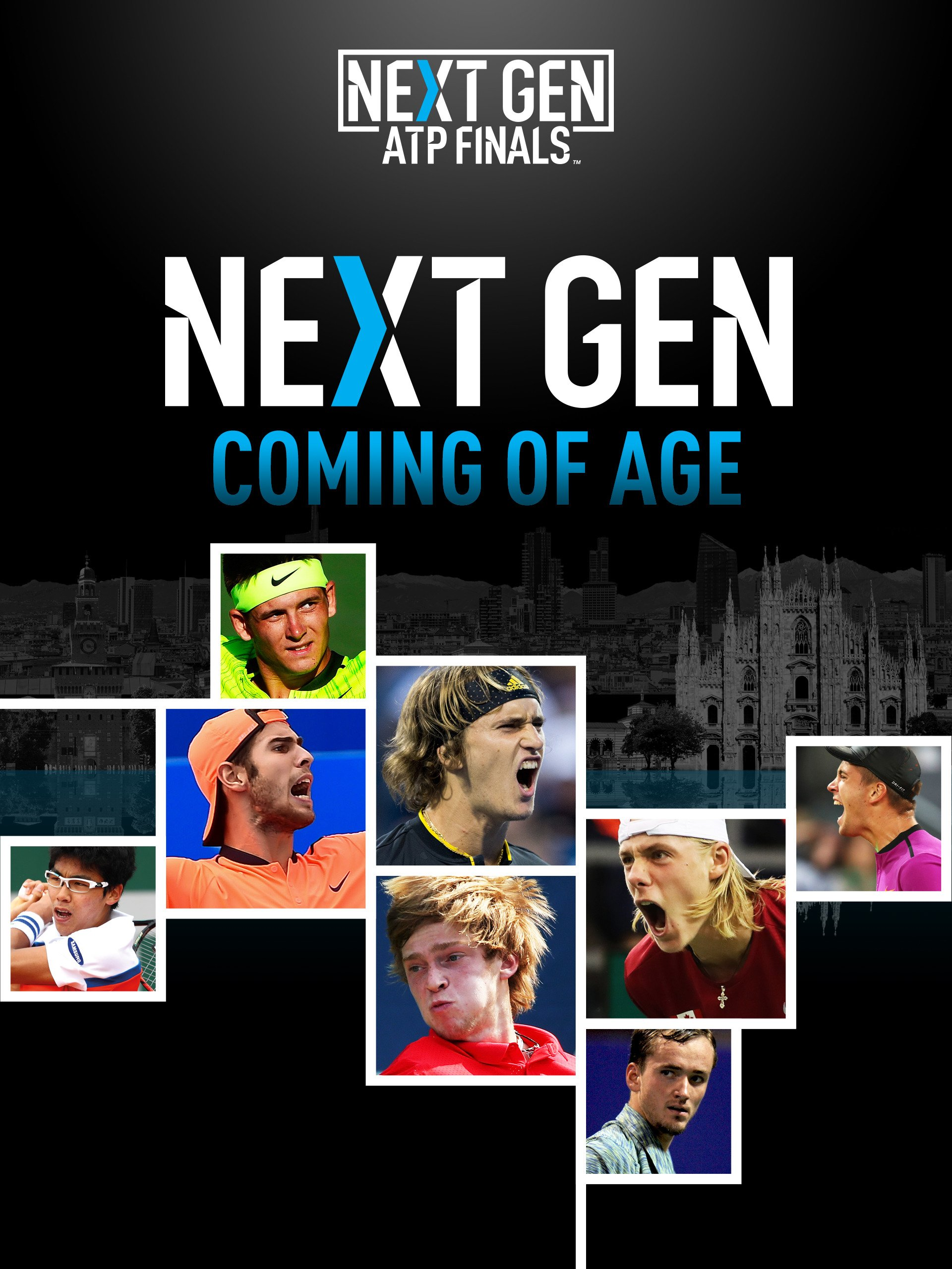 NEXT GEN THE COMING OF AGE