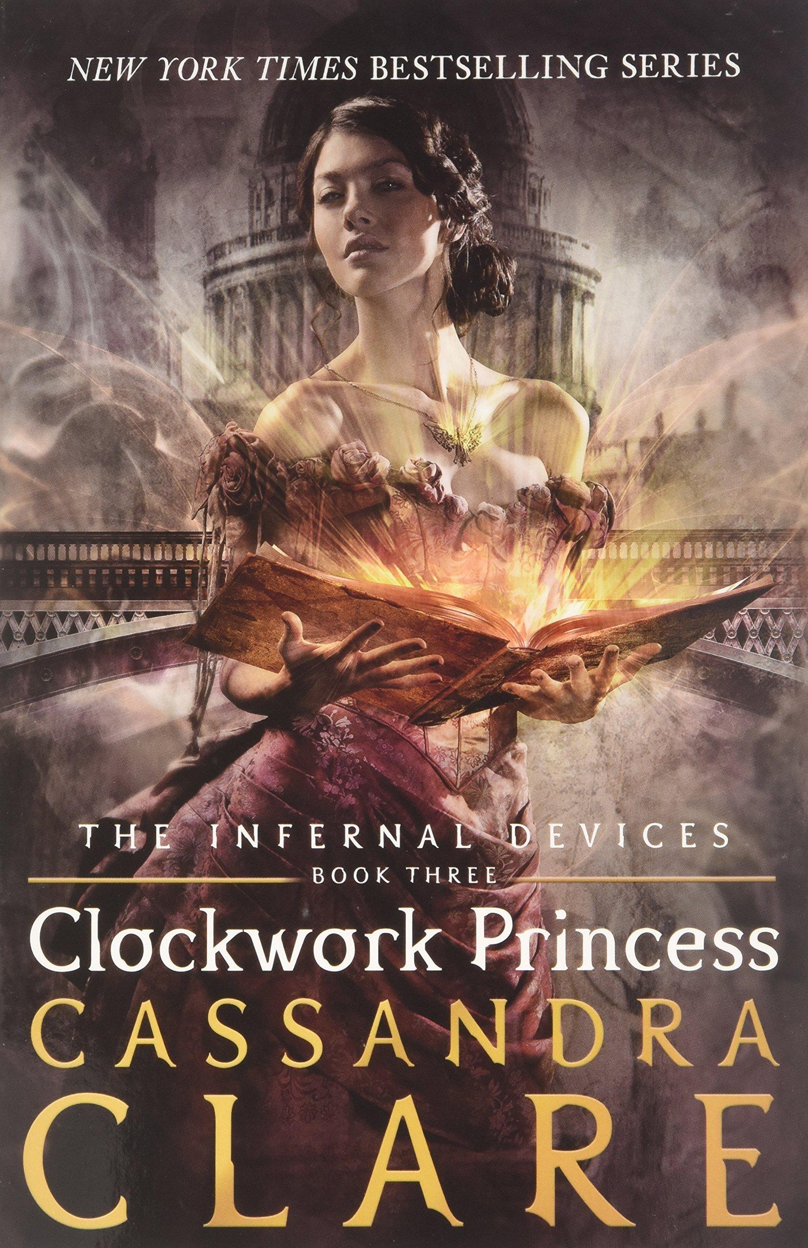 Buy Infernal Devices: Clockwork Princess  Book 3 (the Infernal Devices) Book  Online At Low Prices In India  Infernal Devices: Clockwork Princess  Book  3