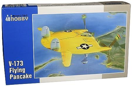 Special Hobby 48121 V-173 Flying Pancake 1:48 Plastic Kit Maquette