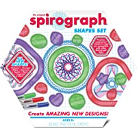 Kahootz Spirograph Shape